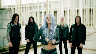 arch enemy discografia