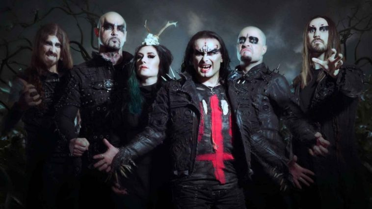 cradle of filth discografia