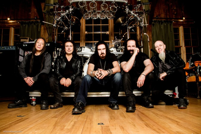 dream theater discografia