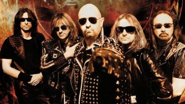 judas priest discografia