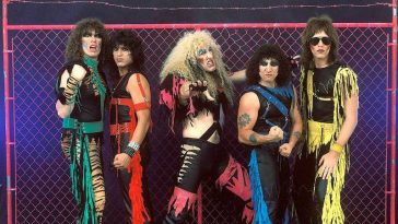 twisted sister discografia