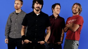 foo fighters discografia